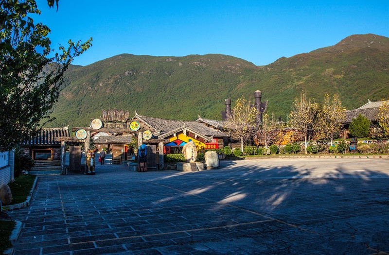 Dongba Gods Garden in Lijiang-11