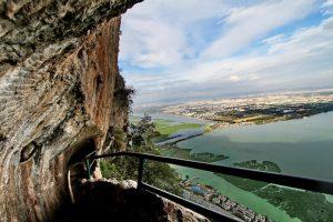 Dragon Gate of Western Hills in Kunming
