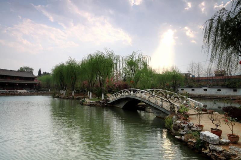 Fengzeyuan Botanical Garden in Songming County, Kunming-07