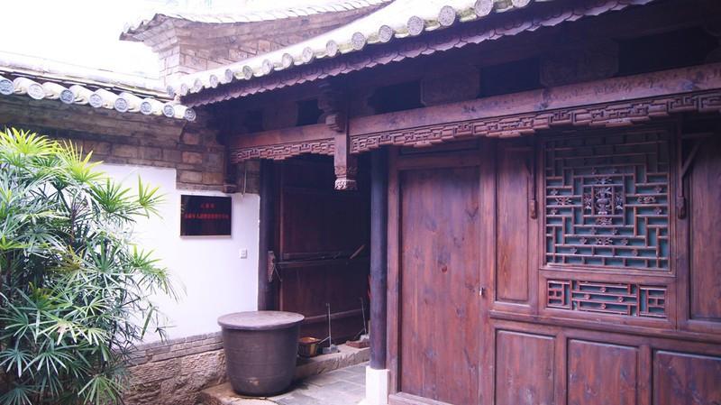 Former Residence of NiE in Kunming-02