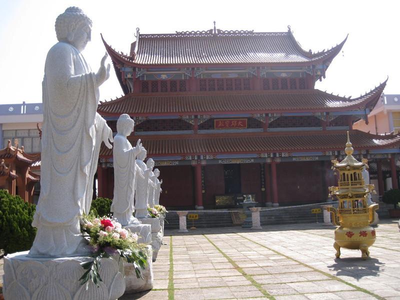 Fota Temple of Jizu Mountain in Binchuan County, Dali-02