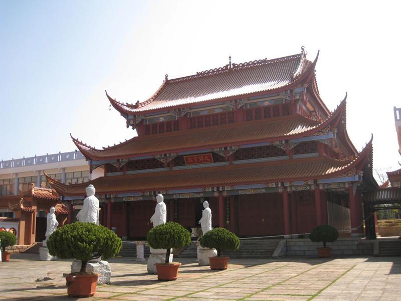 Fota Temple of Jizu Mountain in Binchuan County, Dali-03