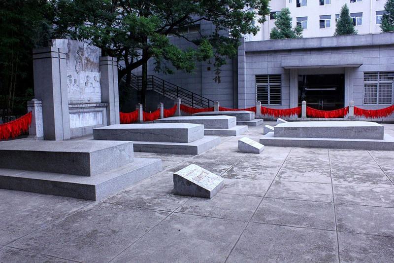 Four Revolutionary Martyrs' Cemetery of December 1st Movement in Kunming-02