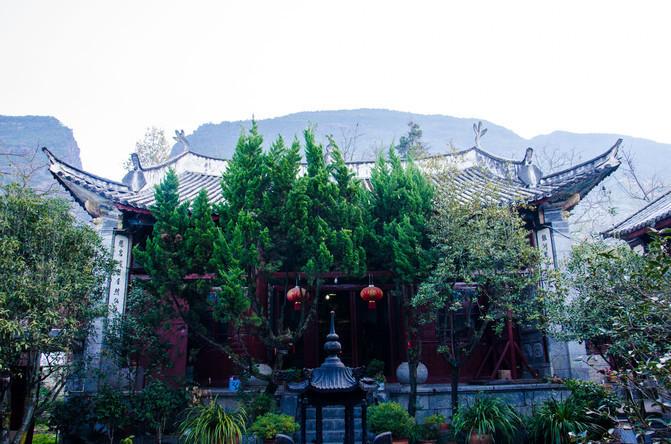 Fuguo Temple in Yangbi County, Dali-04