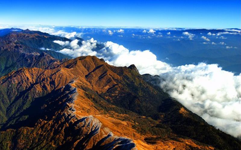 Gaoligong Mountain National Nature Reserve, Yunnan