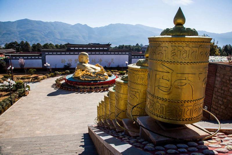 Golden Pagoda Scenic Area in Lijiang-03