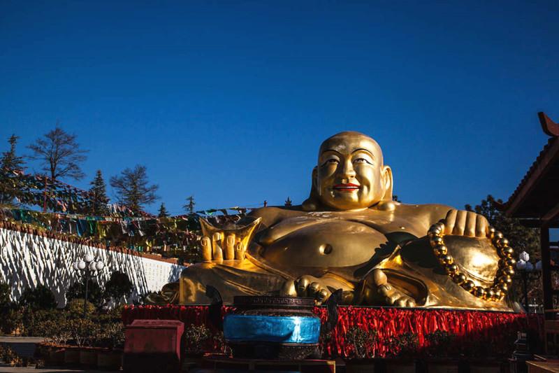 Golden Pagoda Scenic Area in Lijiang-07