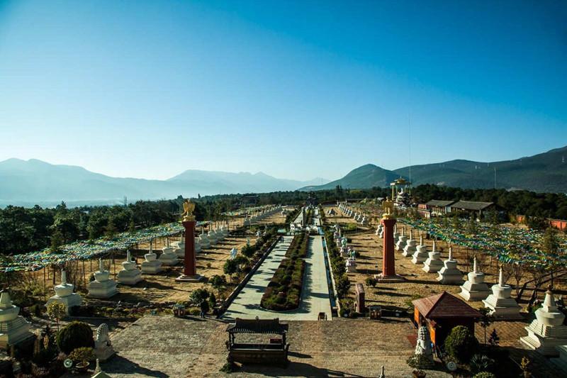 Golden Pagoda Scenic Area in Lijiang-08