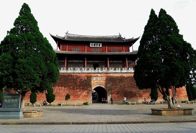 Weishan Ancient Town, Dali