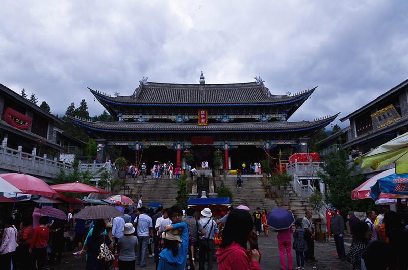 Guandi Temple Fair in Dali City-02