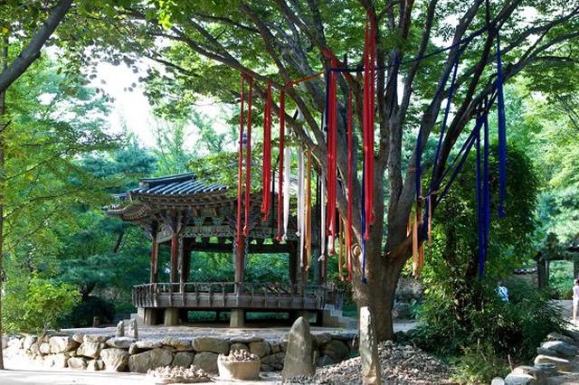 Hetian Village in Gejiu City, Honghe