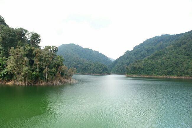 Huanglianshan National Nature Reserve in Luchun County, Honghe
