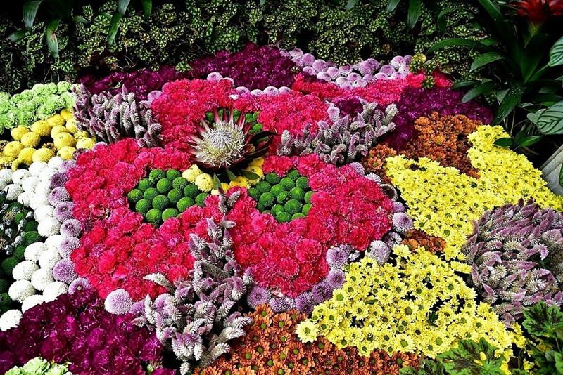 Huazhicheng Flower City in Kunming-04