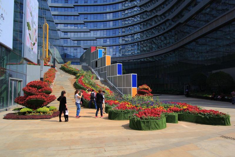 Huazhicheng Flower City in Kunming-09