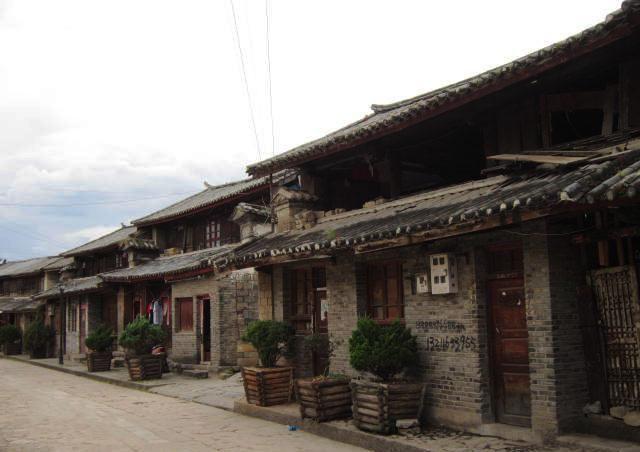 Jianchuan Old Town in Dali-02