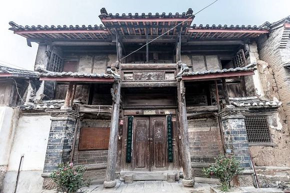 Jianchuan Old Town in Dali-03