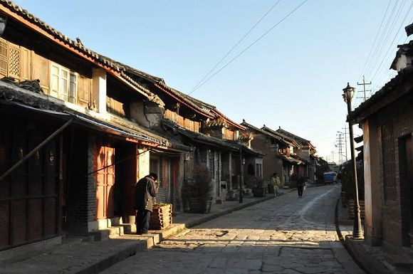 Jianchuan Old Town in Dali-04