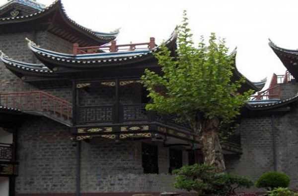 Jianyang Assembly Hall in Mengzi City, Honghe