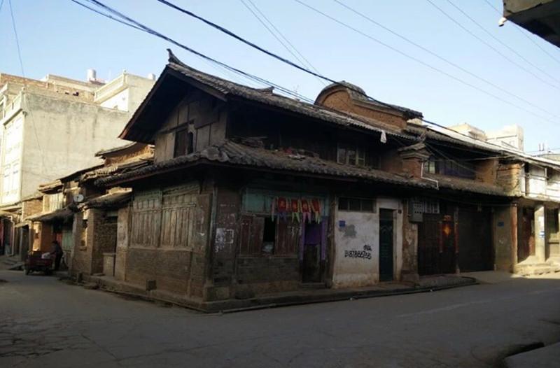 Jincheng Old Town in Jinning District, Kunming