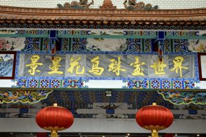 Jingxing Flowers and Birds Market in Kunming