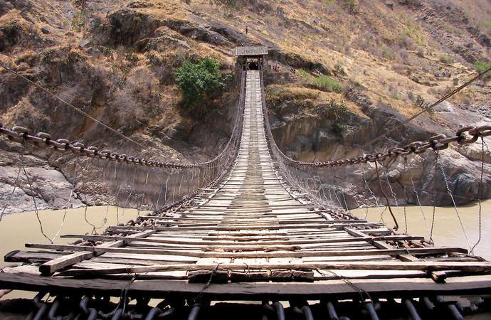Jinlong Bridge in Yongsheng County, Lijiang-03