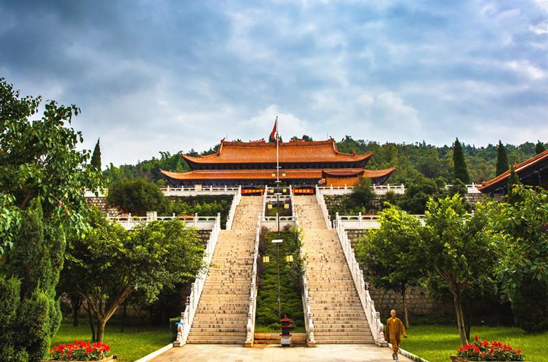 Jinping Mountain in Mile City, Honghe