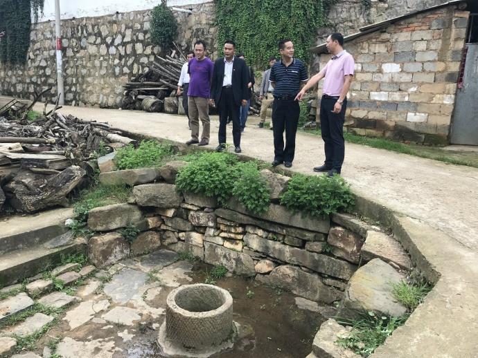 Jiuxiang Yi and Hui Ethnic Town of Yiliang County in Kunming
