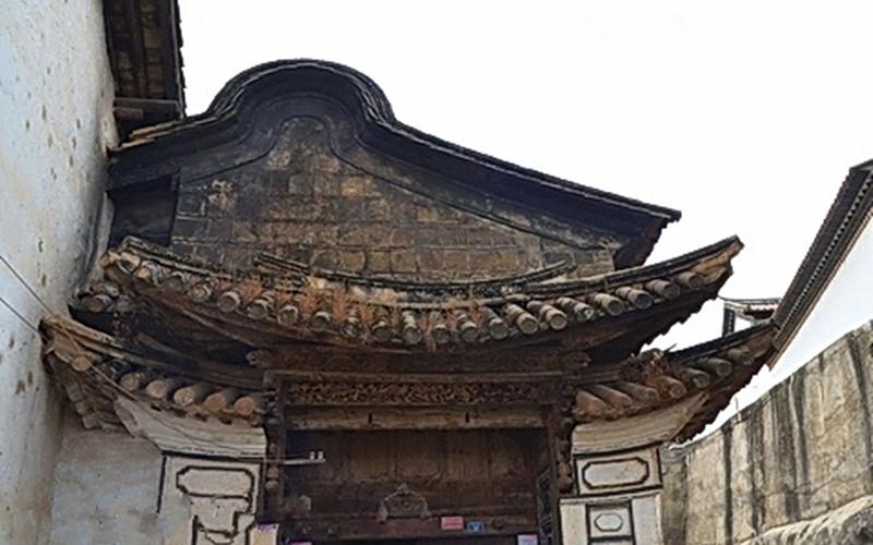 Jiuyi Village of Hedian Town in Xiangyun County, Dali