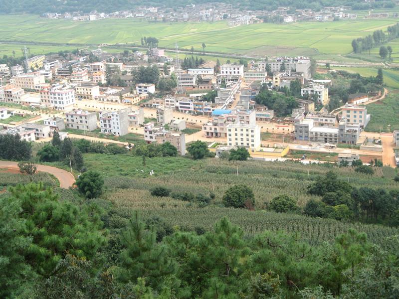 Kedu Town of Xundian County in Kunming-05