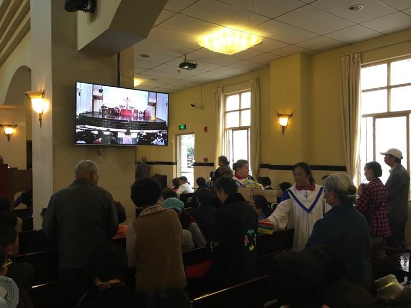 Kunming Trinity International Protestant Church-02