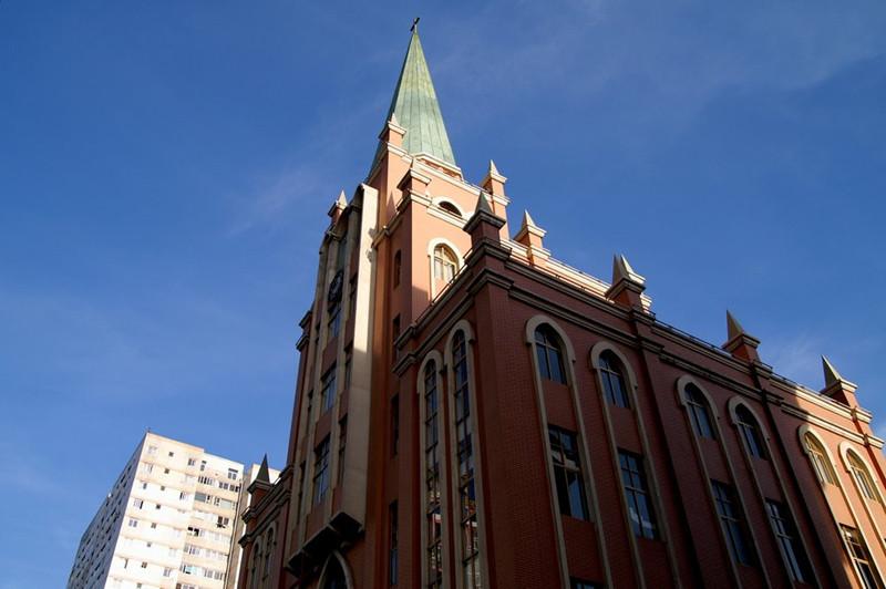 Kunming Trinity International Protestant Church-04