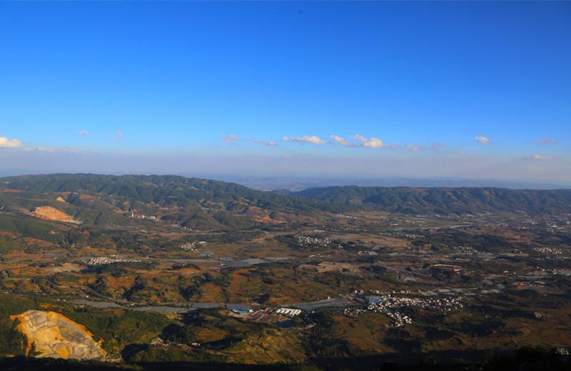 Laoyeshan Mountain in Yiliang County, Kunming-02