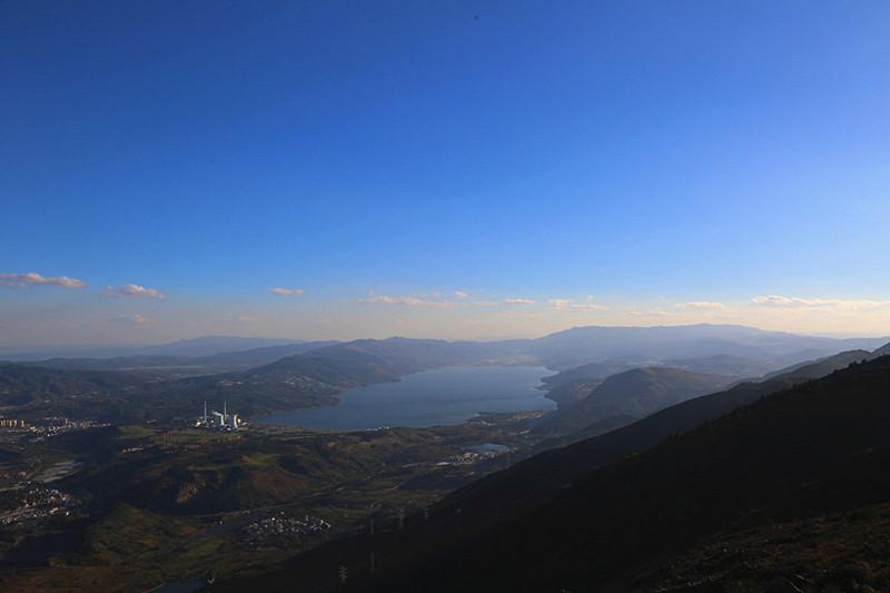 Laoyeshan Mountain in Yiliang County, Kunming-04
