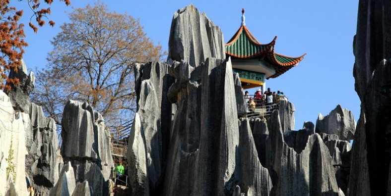 4 Days Best Kunming City Tour with The Stone Forest