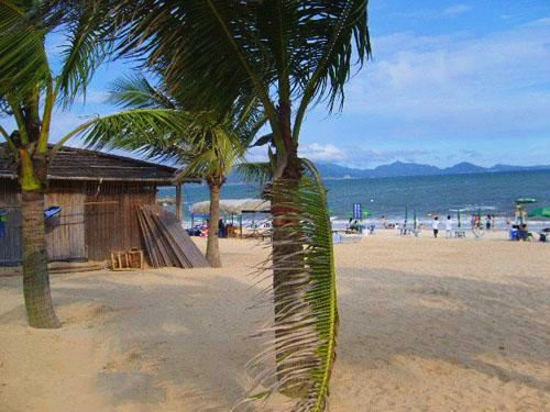 Liulin Beach of Dianchi Lake in Kunming