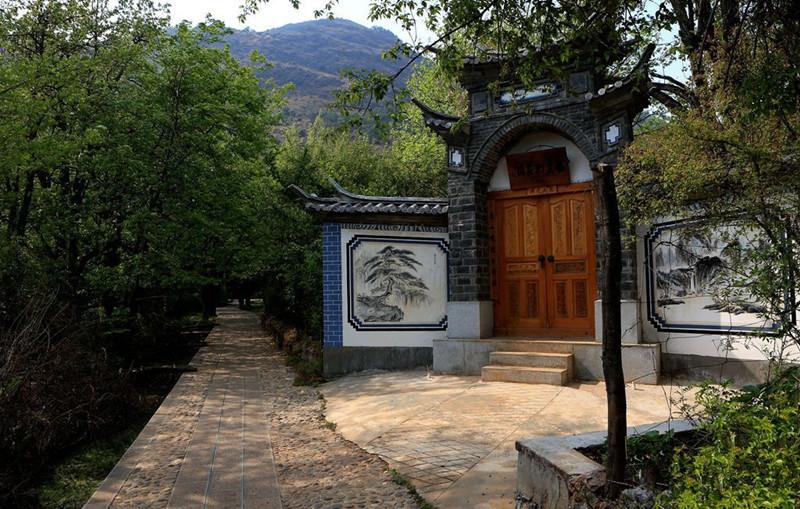 Liyuan Village ofCibihu Town in Eryuan County, Dali