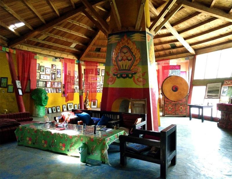 Lugu Lake International Museum of Art of Yang Erche Namu
