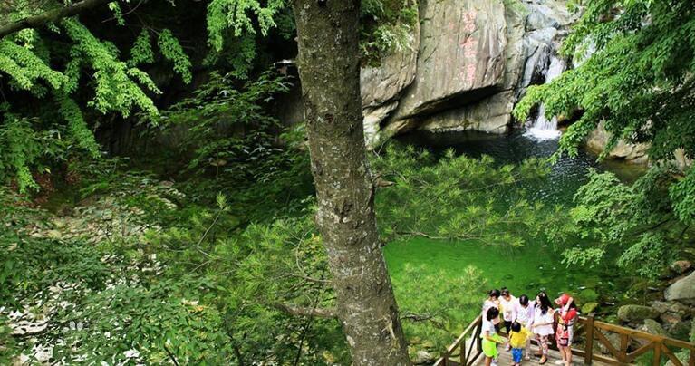 Meishucun Nature Reserve in Jinning District, Kunming-02
