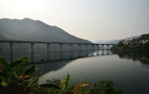 Nanpanjiang River in Qujing and Wenshan