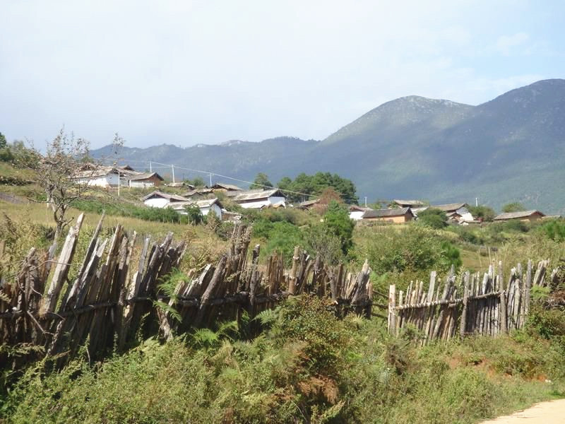 Nanyao Village in Yulong County, Lijiang