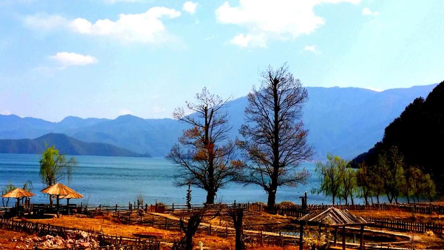 Nisai Village of Lugu Lake in Lijiang-05