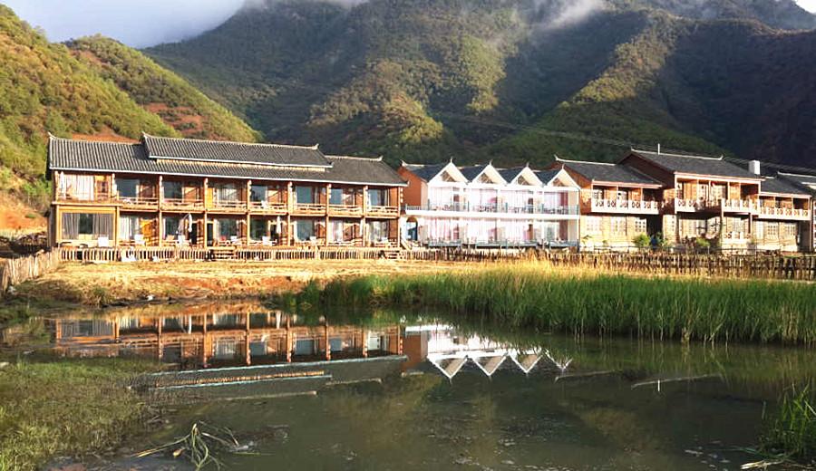 Nisai Village of Lugu Lake in Lijiang-06