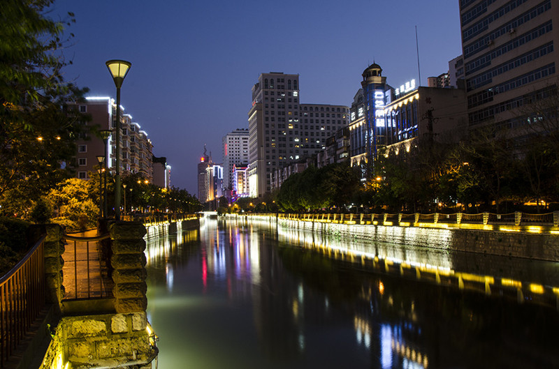 Panlong River, Kunming