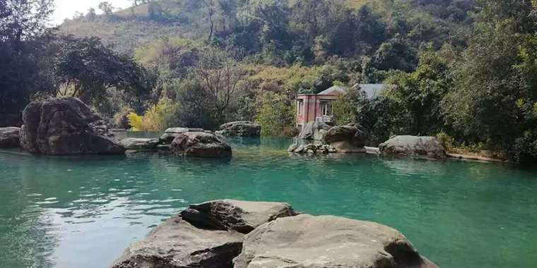 Qingshuihe Tropical Forest in Gejiu City, Honghe