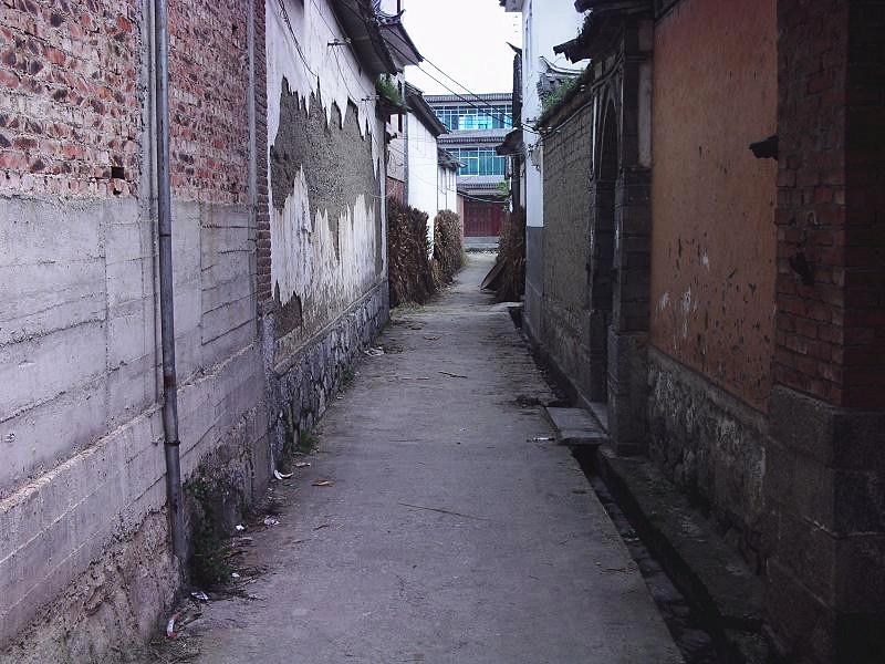 Renliyi Village of Xizhou Town in Dali City
