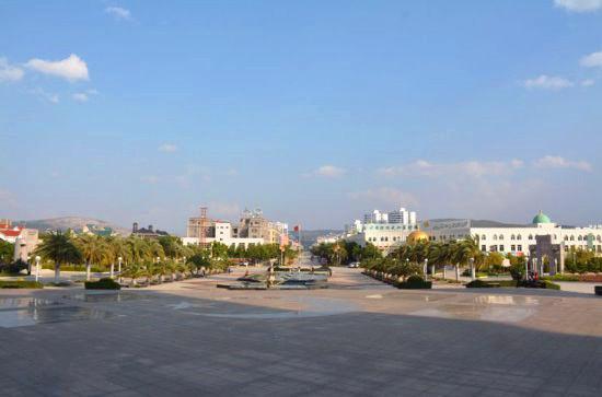 Shadian Town of Gejiu City in Honghe Prefecture