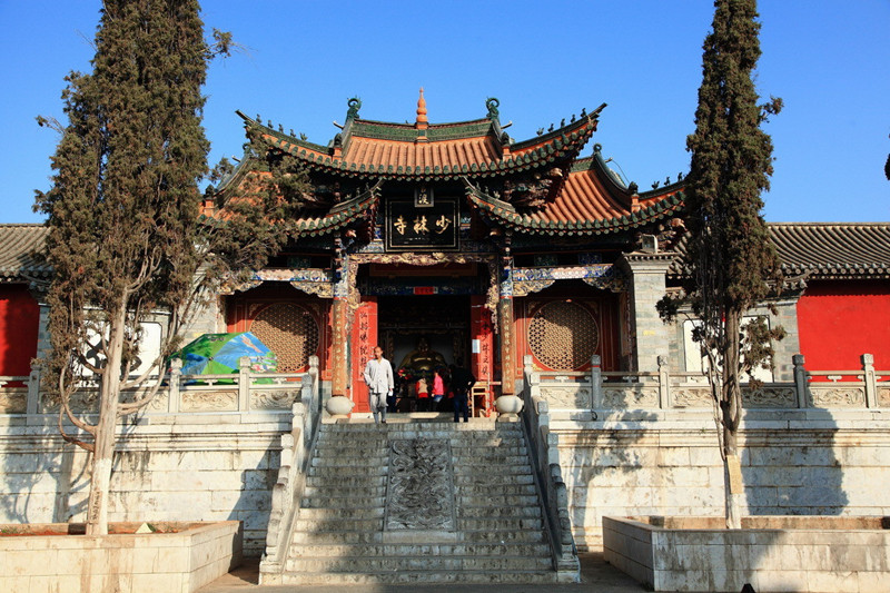Shaolin Temple in Kunming