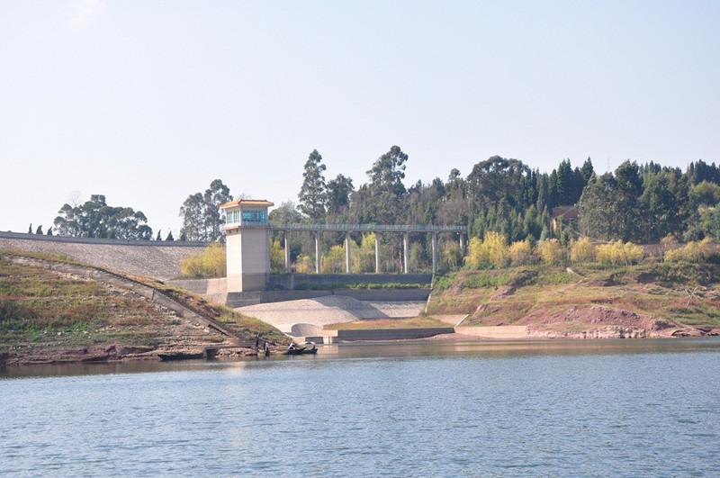 Songhuaba Dam Nature Reserve in Kunming-02
