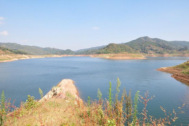 Songhuaba Dam Nature Reserve in Kunming-04