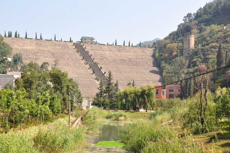 Songhuaba Dam Nature Reserve in Kunming-06